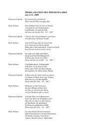 Proklamation - Union Bad Leonfelden