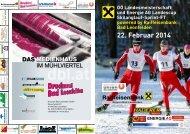 Ausschreibung mit allen Informationen - Union Bad Leonfelden