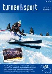 Ausgabe 12/2014 (pdf) - Sport Union Schweiz