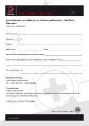 Infoformular - engelhorn sports - sport up your life