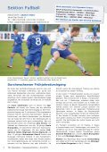 Vereinszeitung - und Sportverein Ottensheim - Seite 6