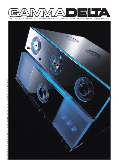 hi-end   audio video   home cinema   custom ... - Gammadelta.it