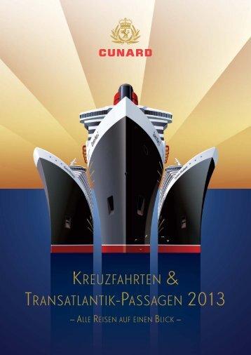 QUEEN ELIZABETH - Cunard