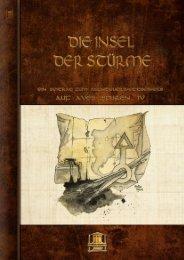 Die Insel der Stürme - Selemer Tagebücher