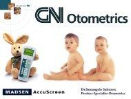 sistemi automatici per lo screening uditivo neonatale