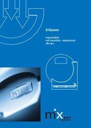 Flyer Impulszähler mit SmartSlot elektronisch.indd - mx systems ag