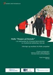 moro red 5.pdf - Norges idrettshøgskole