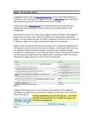 Dagens – Din startside i fronter Innlogging til fronter skjer på www ...