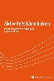 Aktivitetshåndboken - Troms fylkeskommune