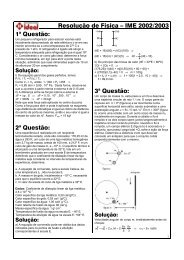 Física - Grupo Ideal