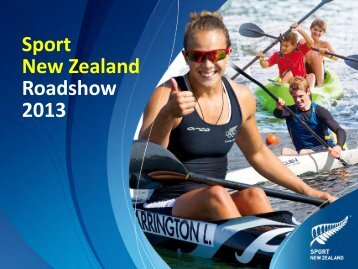 Presentation - Sport Wellington
