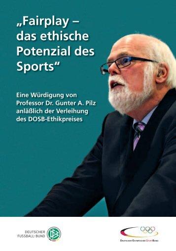 Würdigung - Institut für Sportwissenschaft - Leibniz Universität ...