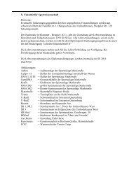 vvz SS 2011 2FMA unkommentiert