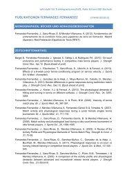 publikationen fernandez-fernandez - Sports Science - Ruhr ...