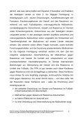 Maßnahmen gegen Rassismus im Fussball - Page 5