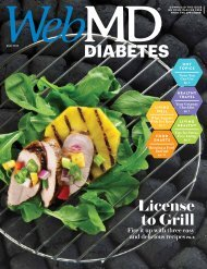 June 2013 Diabetes - WebMD