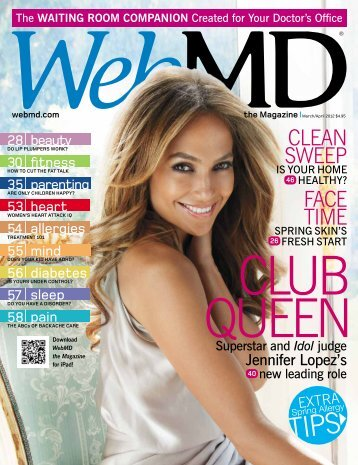 March/April 2012 - WebMD
