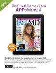 March/April 2012 - WebMD - Page 2