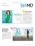 October 2011 - WebMD - Page 3