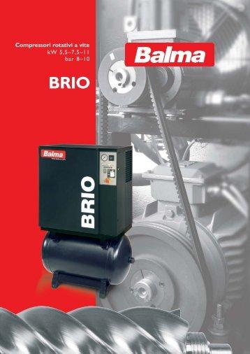 catalogo brio 5.5-11 - Dgscompressori.net
