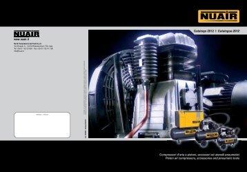 Catalogo PISTONI Nuair - Dgscompressori.net