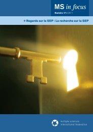 La recherche sur la SEP - The World of Multiple Sclerosis