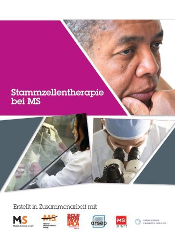 Stammzellentherapie bei MS