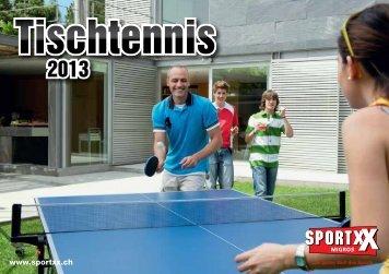 Tischtennis Tischtennis - SportXX