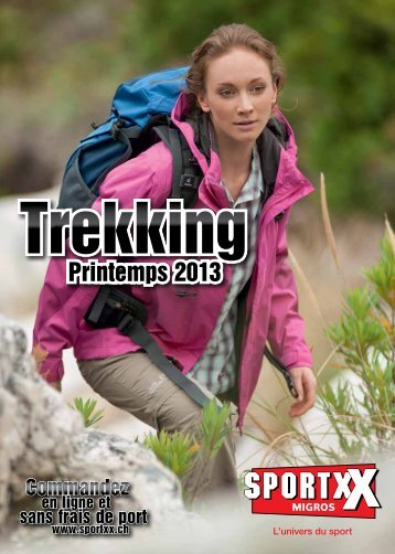 Printemps 2013 Printemps 2013 - SportXX