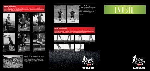 weil wir läufer sind. weil wir läufer sind. - SportXX