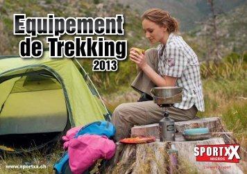 Equipement de Trekking Equipement de Trekking - SportXX