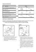 MODE D'EMPLOI 4719.498. Bodyshape Hometrainer ... - SportXX - Page 4