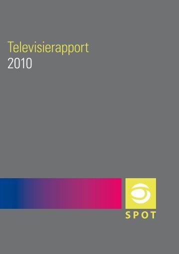 Televisierapport 2010 - Spot