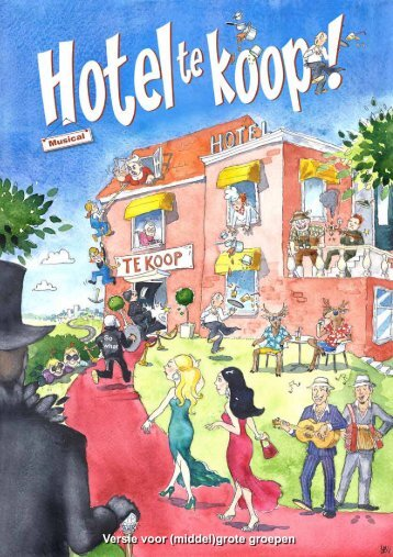 Hotel te koop! - Spotlight Musical Productions