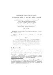 Contracting Lorenz-like attractor through the unfolding of a ...