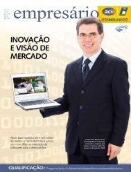 Inovação e vISão De MeRCaDo - Acib