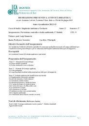 Prevenzione, controllo e rischio ambientale, 2^ Modulo.pdf
