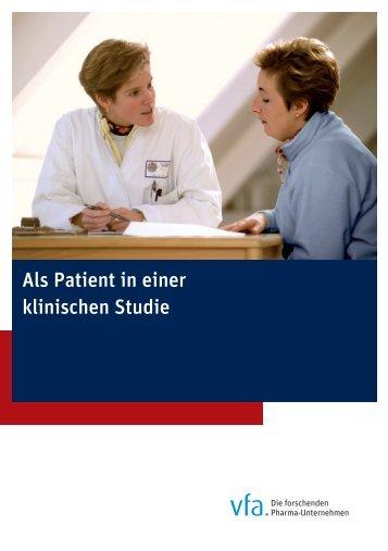 Als Patient in einer klinischen Studie - hiv-facts.net