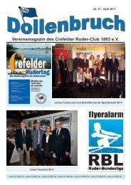April 2011 - Crefelder Ruder-Club 1883 eV