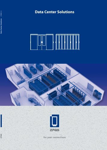 ZPAS Data Center Solutions 2012 - Home Page