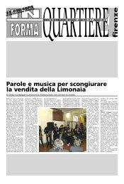 Maggio - Comune di Firenze