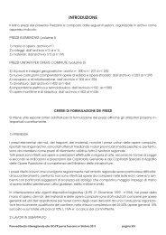 INTRODUZIONE - Comune di Firenze