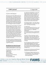 FAMS Journal - SBO-TCM