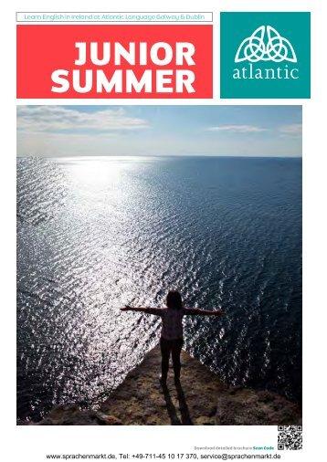 Learn English in Ireland at Atlantic Language Galway & Dublin