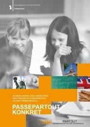 PassePartout konkret - sprachenunterricht.ch