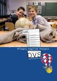 Projekt Englisch Primar - Primary English Project, Abschlussbericht ...