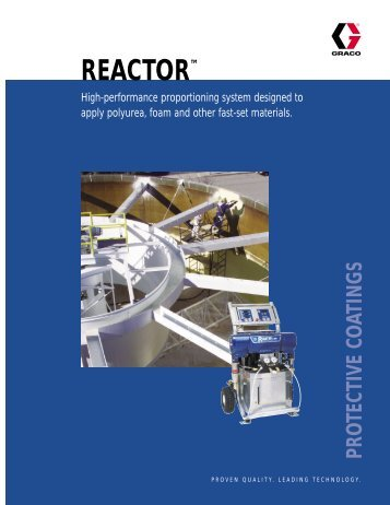 REACTOR™ - Spray Tech Systems Inc.