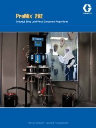 ProMix® 2KE - Graco Inc.