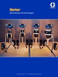 Merkur Pump Packages Brochure - Graco Inc.
