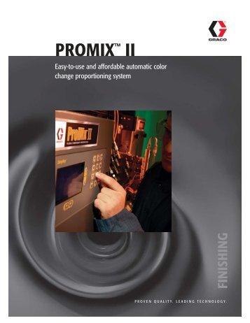 2K Promix II System - Speedo Marine Pte Ltd